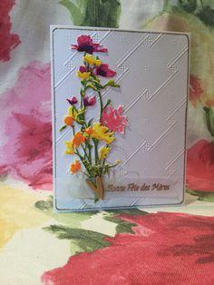 Tim Holtz wildflowers