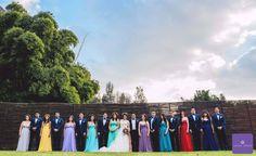 ¡Atención! ¡#momentoCocoa arco iris! Viridiana, muchas gracias por compartir esta linda imagen con nuestros seguidores, y por ser original y elegir un color diferente para cada una de tus damas, ¡nos encantó! Te deseamos una nueva etapa en tu vida, llena de amor y felicidad. ¡Fue un honor trabajar contigo! #DamasdeHonor