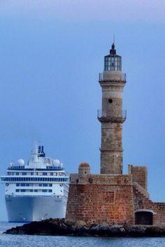 #chania #crete | PicadoTur - Consultoria em Viagens | picadotur.com.br |