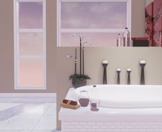Environments: Bathroom (Shot 2)