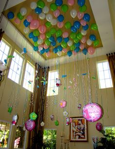 my sister would love this! begs me to do this every party