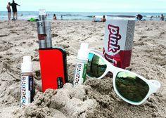 Jest Summer Ever ! Innokin Cool Fire & VapeZone liquids & Pink Fury Energy Drink MAX Energy ! 😘