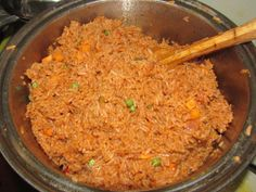 15 CUP JOLLOF RICE FOR HOUSE PARTY Small Birthday Parties, Nigeria Food, Jollof Rice, Rice Recipes, House Party, Fried Rice, Connection, Yummy Food, Ethnic Recipes
