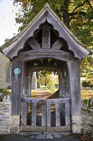 Church gate Bletsoe