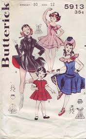 Image result for 1950s style figure skating dress