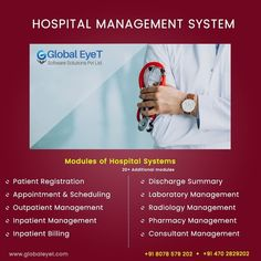 India's Leading Hospital Management System for small to large scale Hospitals and Clinics. Reduce your Hospital's Operational costs with an Integrated Budget-friendly HMS solution. Contact US:+91 8078 579 202 Radiology, Pharmacy, Appointments, Management, Apothecary
