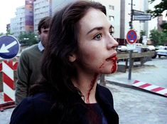 I can't exist by myself because I'm afraid of myself, because I'm the maker of my own evil.Isabelle Adjani as Anna in Possession dir. Cancer Sun Libra Moon, Isabelle Adjani, Film Genres, Film Movie, Movies, Season Of The Witch, Film Inspiration, The Best Films, Erotica