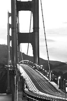 """B&W San Francisco Wall Art 