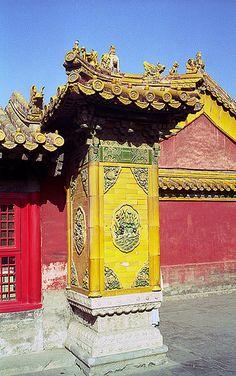 Forbidden City, Beijing, China | by Hank888