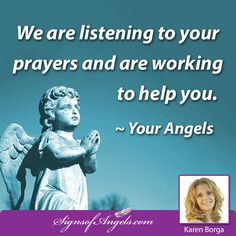 Your Angels want you to know, they have heard you. Now believe that all is going to work out! Believing will help your Angels do their job much easier.