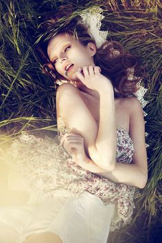#floral #model #fashion #editorial . -  Have the presence of a model, even if you don't look like one! Click the pic...