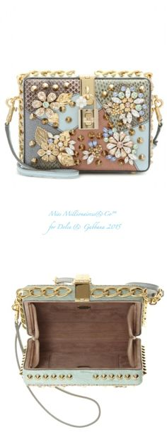 Dolce & Gabbana 2015 - Miss Millionairess & Co™
