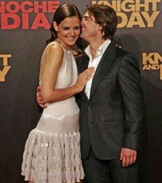 Katie Holmes et Tom Cruise dévoilent leur tendre complicité
