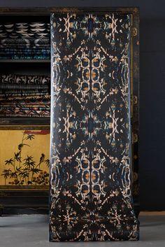 Fabric Design, Pattern Design, Print Design, Rocket St George, Large Floor Lamp, Dark Interiors, Amazing Spaces, Surface Pattern, Lampshades