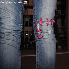 Stylish Jean Repair
