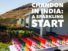 Ruma Singh   Between the wines by Ruma Singh @ChandonIndia -A Sparkling Start