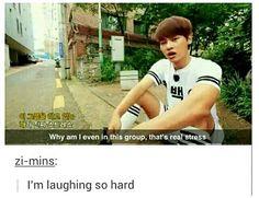 hahaha VIXX N in Big Byung