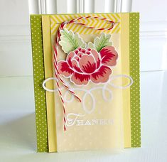 Make It Monday: Vellum Overlays. - Homespun with Heart