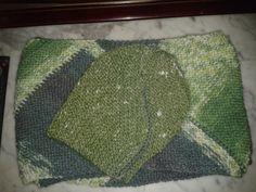 conjunto bufanda gorro