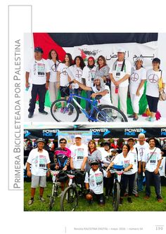 I Bicicleteada en Lima por Palestina
