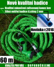 Smrštovací hadice 60 m novinka 2016