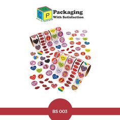 44 Best City Of Packaging Stickers Designs Images In 2020