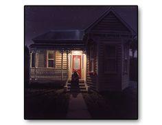 Night Light by Barry Ross Smith  (New Zealand Artist)