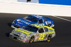 Casey Mears NASCAR Coca-Cola 600