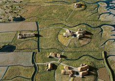 Kobalt Museale Producten en Diensten - Maquettes en modellen - Landschappen - Wierde tot weide