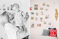 family photo wall - YAN PHOTOGRAPHY