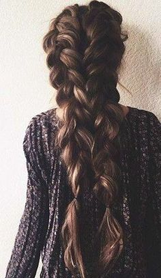 Brown + Dutch Boxer Braid