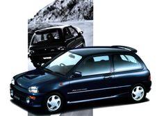 Subaru Vivio 3-door (KK) '1992–98 Car Ins, Fuji, Subaru, Japan, Vehicles, Car, Japanese, Vehicle, Tools