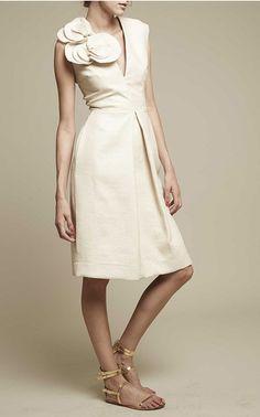 Anna Sammarone Spring Summer 2016 Look 7 on Moda Operandi