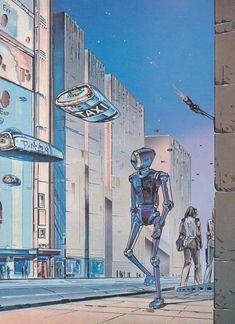 I, Robot - Blair Wilkins
