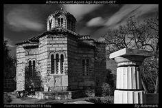 Athens Ancient Agora Agii Apostoli,by Aderstudio
