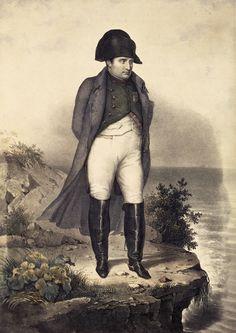 Thomas Hancock Arnold Chaplin: Napoleon in exile, 1922.
