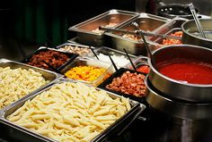 pasta buffet Catering-by-Billie/103129769775299