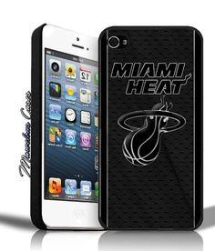 Miami Heat NBA Basketball Black Jersey iPhone 4/4s Case By MC - http://www.nbamixes.com/miami-heat-nba-basketball-black-jersey-iphone-44s-case-by-mc - http://ecx.images-amazon.com/images/I/51vxKusgMTL.jpg