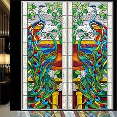 (Set of 2 Panels) OstepDecor Custom Peacock Translucent N... https://smile.amazon.com/dp/B01FY0VNL0/ref=cm_sw_r_pi_dp_x_gN7gzb8PEF6PD