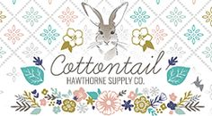 Cottontail fabric collection by Hawthorne Threads Diy Backpack, Diy Tote Bag, Diy Gifts To Sell, Backpack Pattern, Art Gallery Fabrics, Patchwork Designs, Easy Sewing Projects, Quilt Tutorials, Sewing Patterns