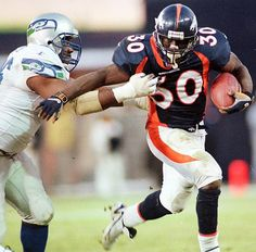 Terrell Davis Denver Broncos | Denver Broncos Epic Moments