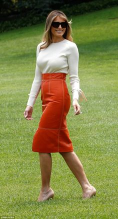 USA First Lady Melania Trump