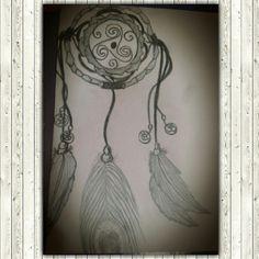 Dreamcather Triskel Triskele