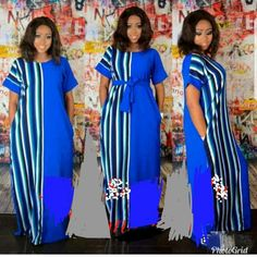 African Fashion Is Hot Latest African Fashion Dresses, African Dresses For Women, African Print Dresses, African Print Fashion, Africa Fashion, African Attire, African Wear, African Women, Abaya Fashion