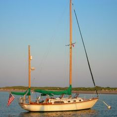 10 Types of Sailboats and Rigs: Yawl