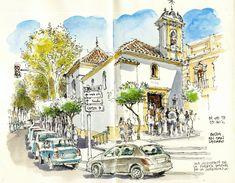 Málaga, iglesia de San Lázaro | by Luis_Ruiz