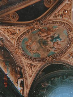 – – - paint and art Angel Aesthetic, Aesthetic Vintage, Aesthetic Art, Aesthetic Pictures, Belle Aesthetic, Aesthetic Painting, Baroque Architecture, Beautiful Architecture, Renaissance Kunst