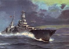 USS Portland.