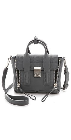 3.1 Phillip Lim Pashli Mini Satchel  3239d20bf0399