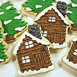 Cabin Cookies by Brenda's Cakes - Ohio